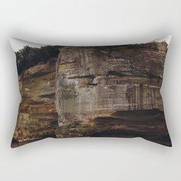 Pictured Rocks IV Rectangular Pillow