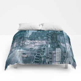 ChinaTown New York Comforters