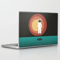 brand new Laptop & iPad Skins featuring Brand New by brittcorry