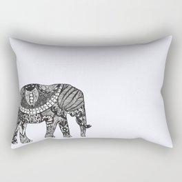 Zen Elephant Rectangular Pillow