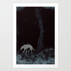Sojourn Art Print
