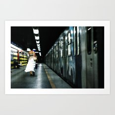 For the Love of Rome Art Print