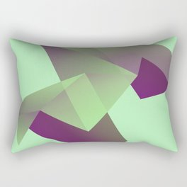Oragami /Geometry Rectangular Pillow