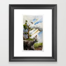 Protect your Planet Framed Art Print