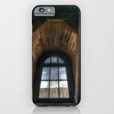 Old window iPhone 6s Slim Case