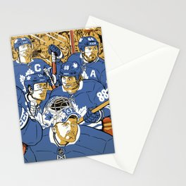Power Play One Stationery Cards