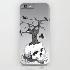 Skull and Tree iPhone 6s Slim Case