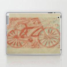 Seaside Bike Ride Laptop & iPad Skin