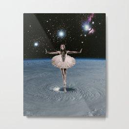 Dance to Orion star Metal Print