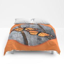 Monarchs two Comforters