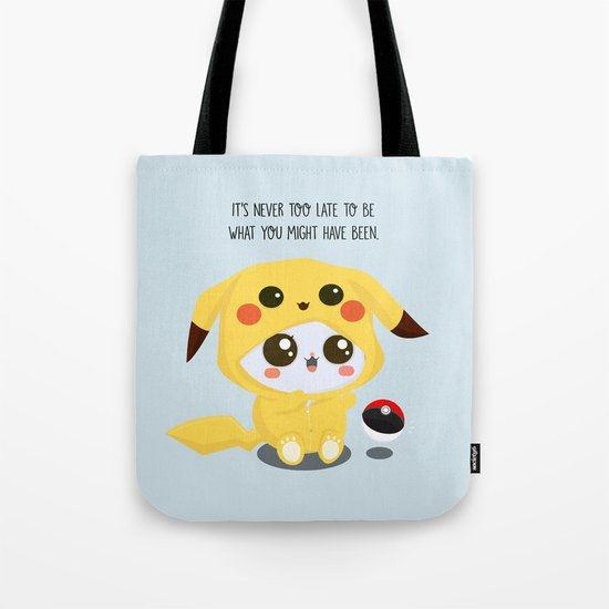 Cutie Matutina Tote Bag
