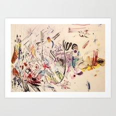 Bullet Art Print