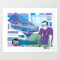 Profilactic Art Print