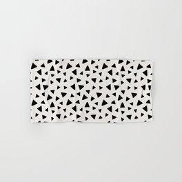 Geometric Dot Hand & Bath Towel