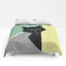 Mom, I am Hungry. Comforters