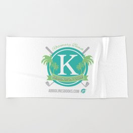 Rosemary Beach Kerrington Club Beach Towel