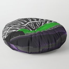 The Milano Floor Pillow