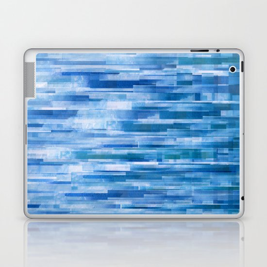 Rain (Clouds Remix) Laptop & iPad Skin
