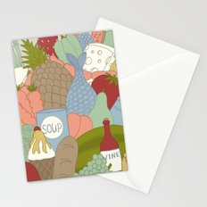 GROCERY BAG Stationery Cards