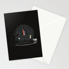 The Dark Side of Magic Stationery Cards