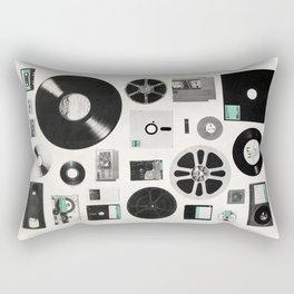Data Rectangular Pillow