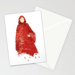 Mother Matryoshka Illustration Stationery Cards
