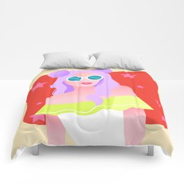 Sailor Beach Babe Comforters