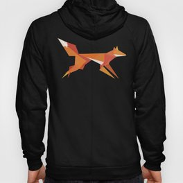 Fractal geometric fox Hoody