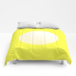 White Ball Comforters