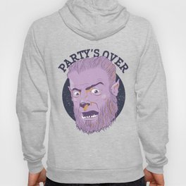 The Wolfman Kindly Requests (v3) Hoody
