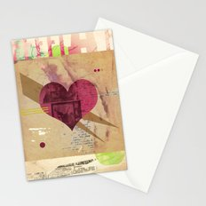 Valentine's Day Heart I Stationery Cards
