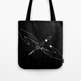 Planets Align 2.0 Tote Bag