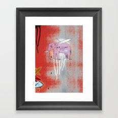 Thunderstruck No. 1 Framed Art Print