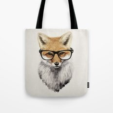 Mr. Fox Tote Bag