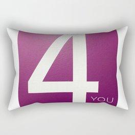 four Rectangular Pillow