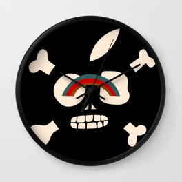 Pirates of Silicon Valley Wall Clock