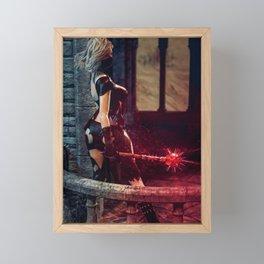 The Last Stand Framed Mini Art Print