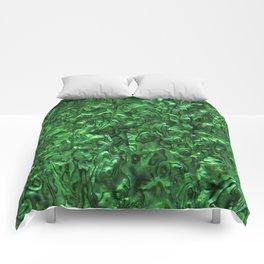 Abalone Shell   Paua Shell   Green Tint Comforters