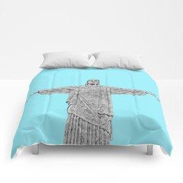 Christ Redeemer Rio de Janeiro - Art Comforters