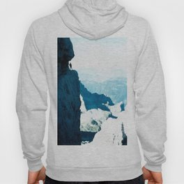 Almost there #Mountain #1 #art #society6 Hoody