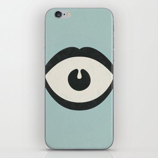 Eye Scream iPhone & iPod Skin