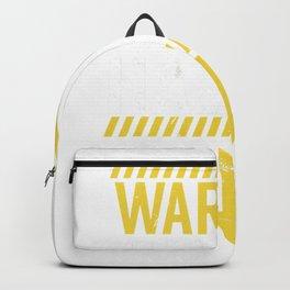 Warning Choking Hazard  Funny Dick Joke Gift Shirt for Men T-Shirt Backpack