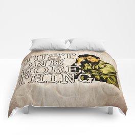 Columbo. Comforters