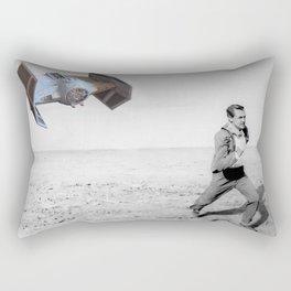 North-by-Northwest part IV Rectangular Pillow