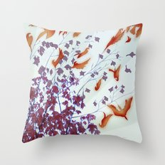 From Trees Throw Pillow
