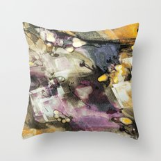 Citrin Throw Pillow