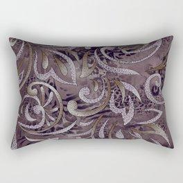 FLORAL #2 Rectangular Pillow