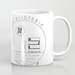 Simple love to books Coffee Mug