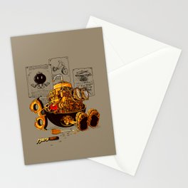 Work of the genius Stationery Cards
