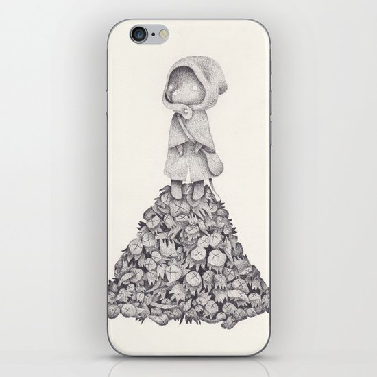 Célestine iPhone & iPod Skin